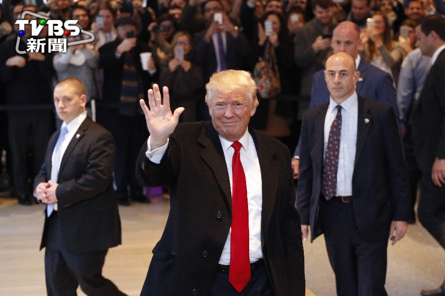 圖/達志影像美聯社 美民調:過半認川普會是好總統