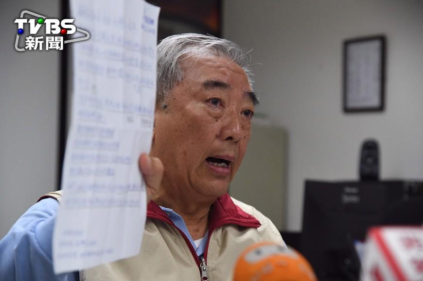 圖/中央社 張國政接手興航破局 批林全不懂航空