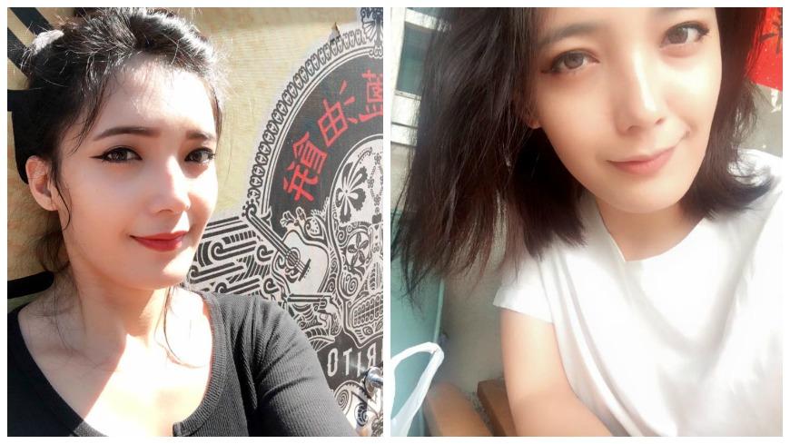 翻攝/鮑記美式蔥油餅臉書 許瑋甯+舒淇!超正蔥油餅老闆娘 擺攤原因超勵志