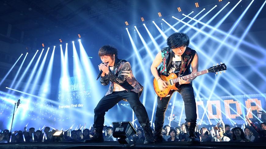 圖/相信音樂提供 「只能坐著聽演唱會」 怪獸神預言成真了!