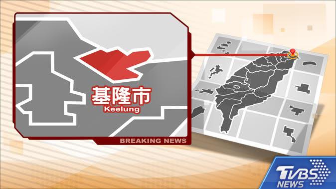圖/TVBS 快訊/基隆警局督察科 爆茶葉罐裝針孔監視
