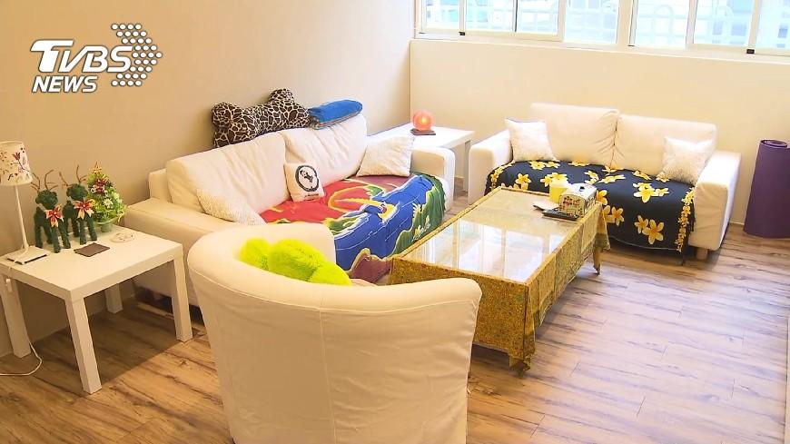 圖/TVBS 老公寓一坪506萬成交  房仲:意在都更