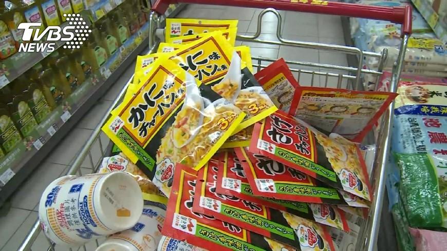 圖/TVBS 日本核食風險評估  建議打破產地禁令