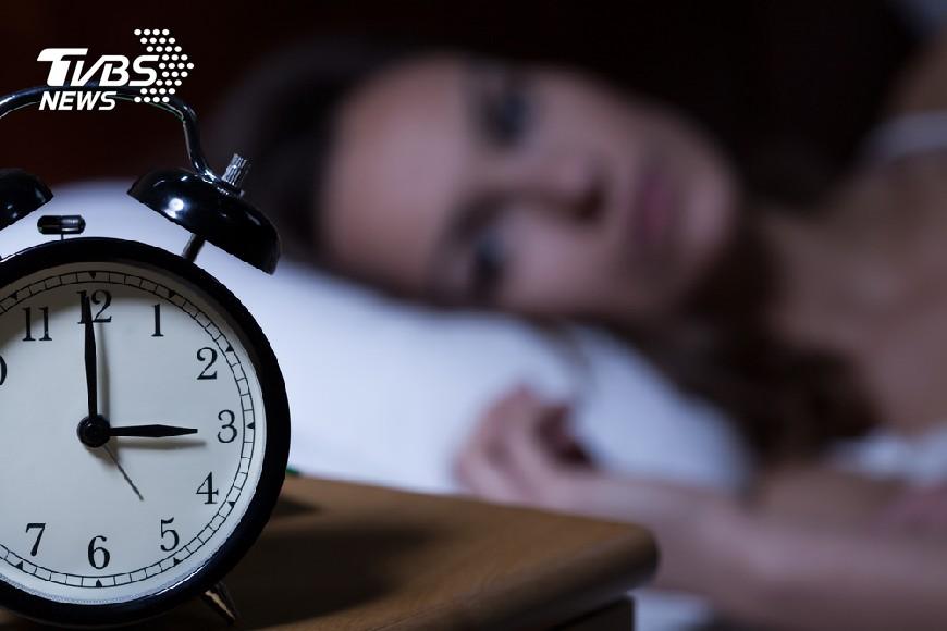 示意圖/TVBS 睡眠中斷小心肝 避免「5太」一夜好眠