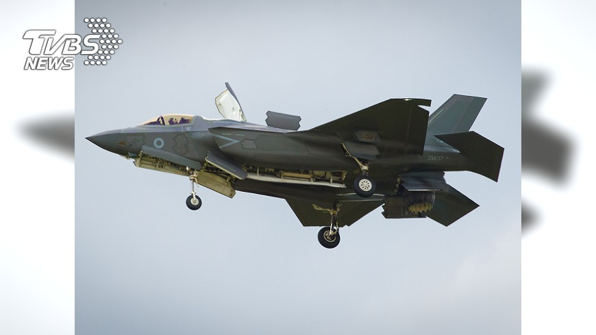 圖/達志影像美聯社 川普嫌F-35貴 美海軍有另項選擇