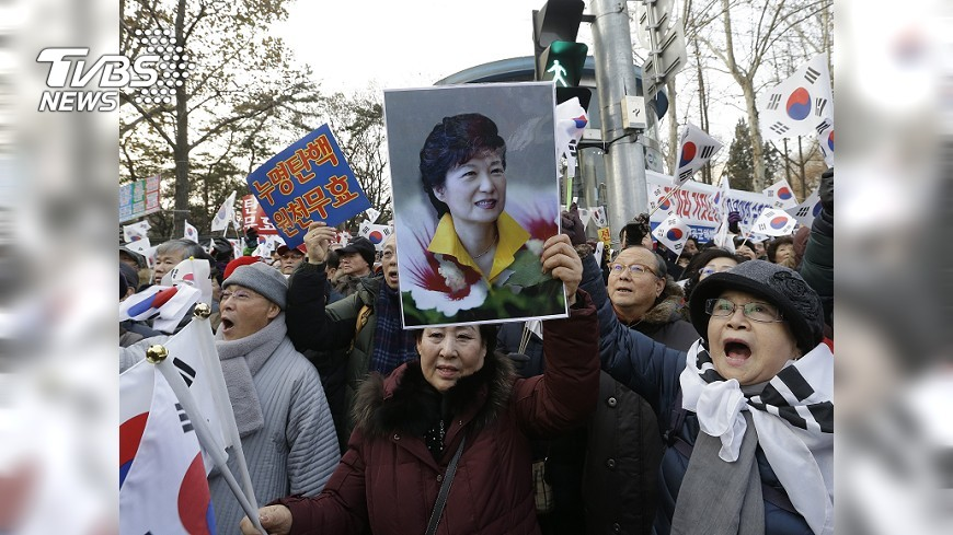 圖/達志影像美聯社 朴槿惠會晤律師團 磋商因應彈劾策略
