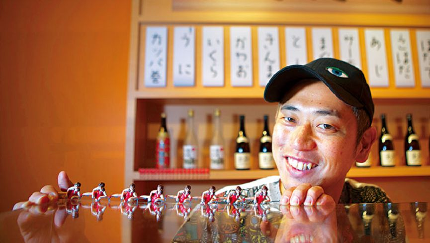 圖/商周 【商周】第三名的點子 帶出17億日圓年營收