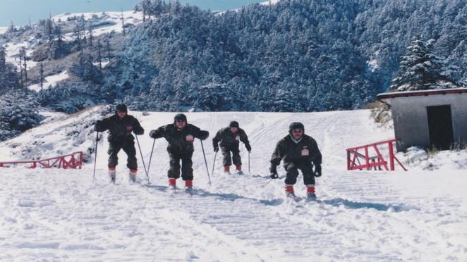 台灣唯一雪訓單位:武嶺基地曾吸引馬英九朝聖
