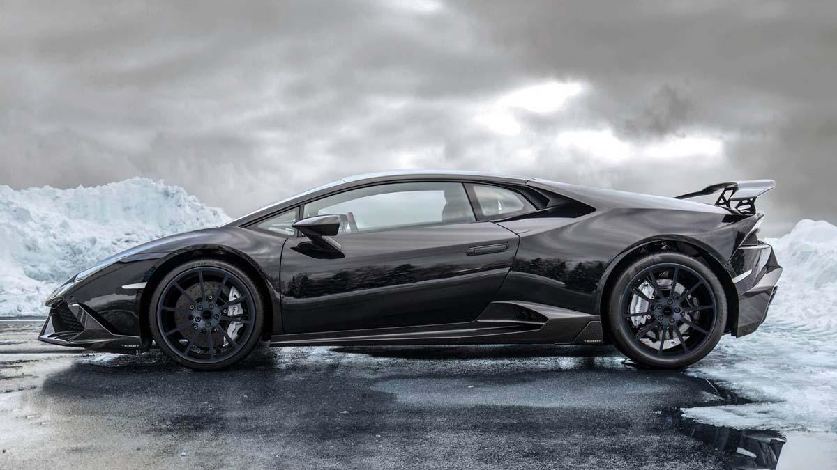 【車訊網】贏在起跑點上Mansory Lamborghini Huracan