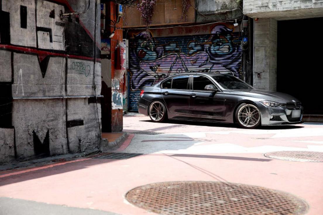 【車訊網】取代6缸,4缸渦輪崛起 BMW 328i F30改裝後370匹馬力待命!