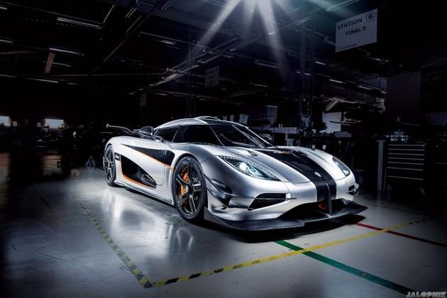 神的領域!Koenigsegg:One:1超跑破440km/h │車訊網