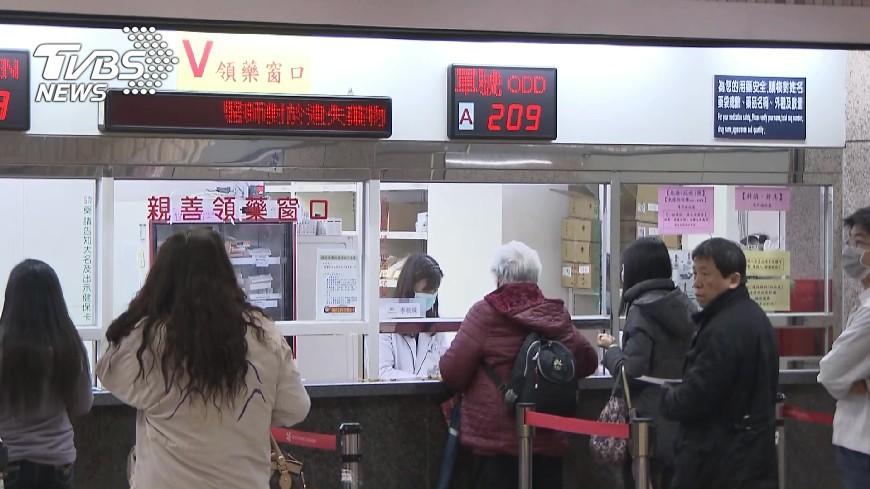 圖/TVBS 健保C肝新藥 診所還剩600名額