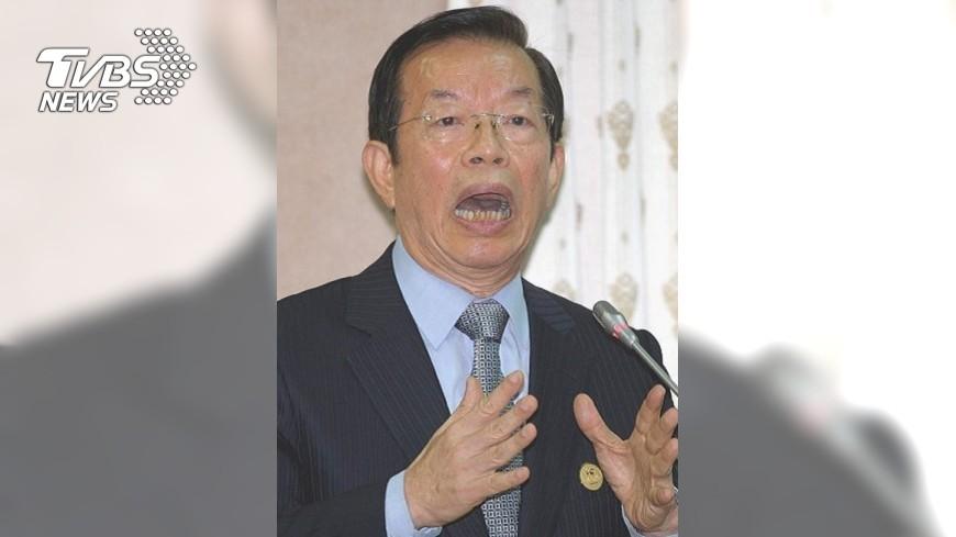 圖/TVBS 謝長廷投書日媒 籲建台日打擊犯罪平台