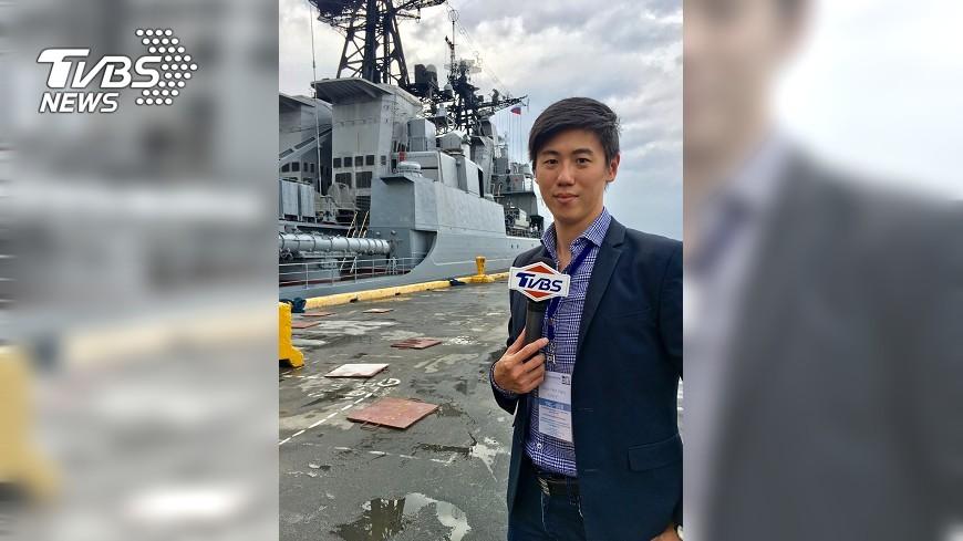 圖/TVBS 菲俄首度聯合演習 TVBS相振為獨家登艦直擊!