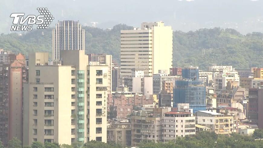 圖/TVBS 新承作房貸利率1.627%   89個月以來新低