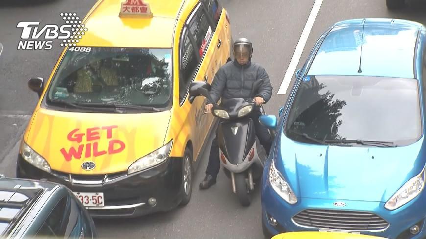 示意圖/TVBS 真的卡安全?這縣市取消「禁行機車」 車禍少4成