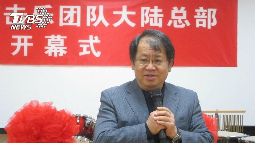 圖/中央社 國家表演藝術中心董座 朱宗慶接任
