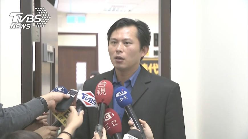 圖/TVBS 黃國昌指金管會包庇永豐金 曾銘宗駁斥