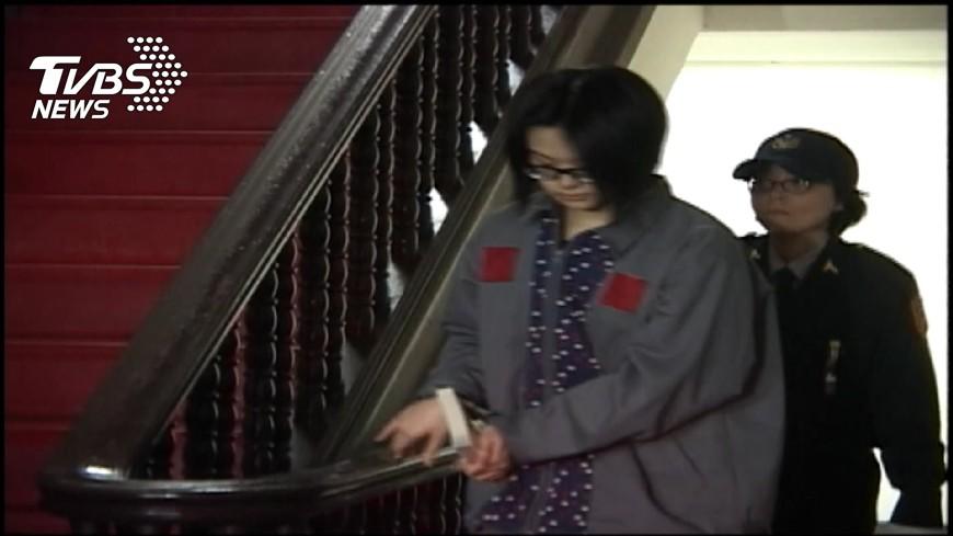 圖/TVBS 謝依涵無期徒刑定讞 八里雙屍案大事記