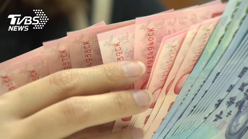 圖/TVBS 快訊/好羨慕!台塑加薪4% 多2100元、調幅新高