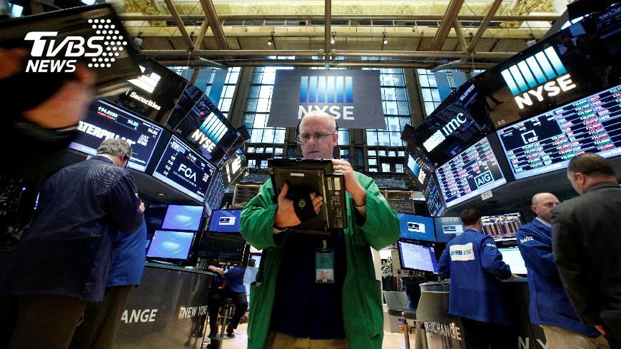 示意圖/達志影像路透社 英國硬脫歐、川普將上任 美股收盤下挫