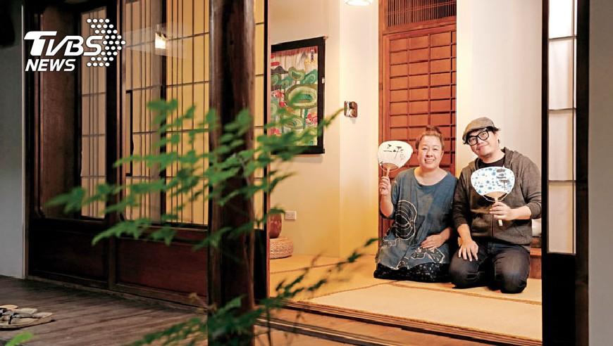 圖/商周提供 【商周】潮州小生活 回鄉種藝術 咖啡館也是美術館