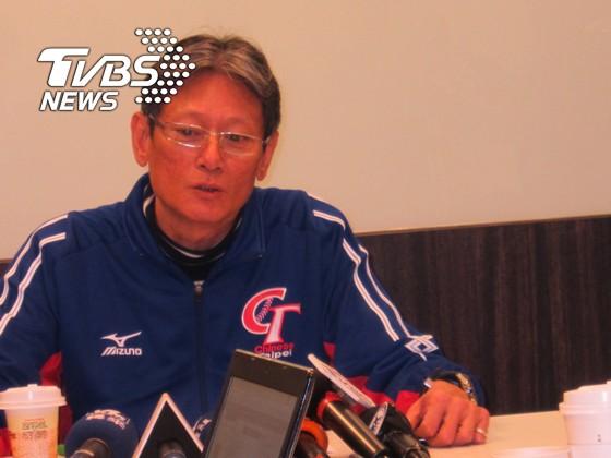 總教練郭泰源領軍國家隊出征WBC。圖/記者蕭保祥攝 WBC旅外最多5人 中華隊14年來最少