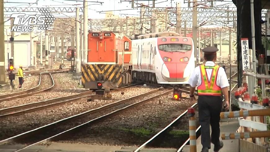 圖/TVBS 台鐵親子車廂 22日起開放訂票