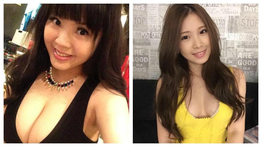 圖/劉樂妍、鄭家純臉書 女星酸3千通告費「打發要飯的」 雞排妹嗆:別東扯西扯