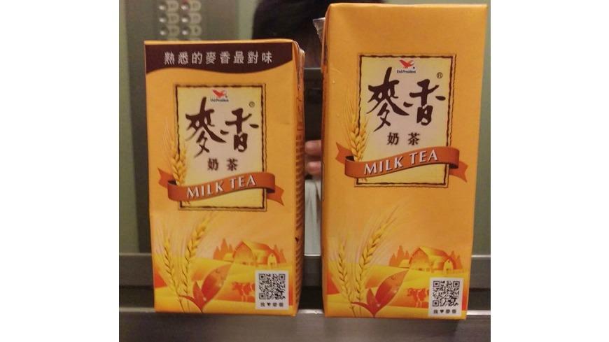 口味有差?網友分析麥香奶茶「10元較好喝」