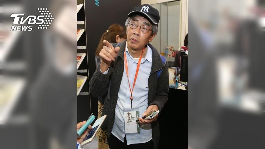 圖/中央社 林榮基:叛國罪若過 港言論自由影響大