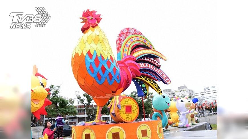 圖/中央社 不只吃湯圓、賞花燈 元宵民俗慶典還有這些!