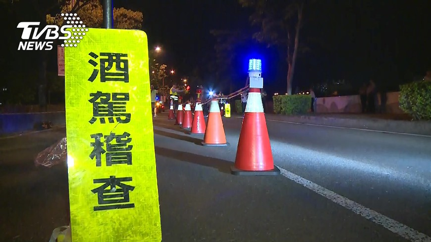 圖/TVBS 騎自行車酒駕沒事?立委擬提高「4倍」罰金