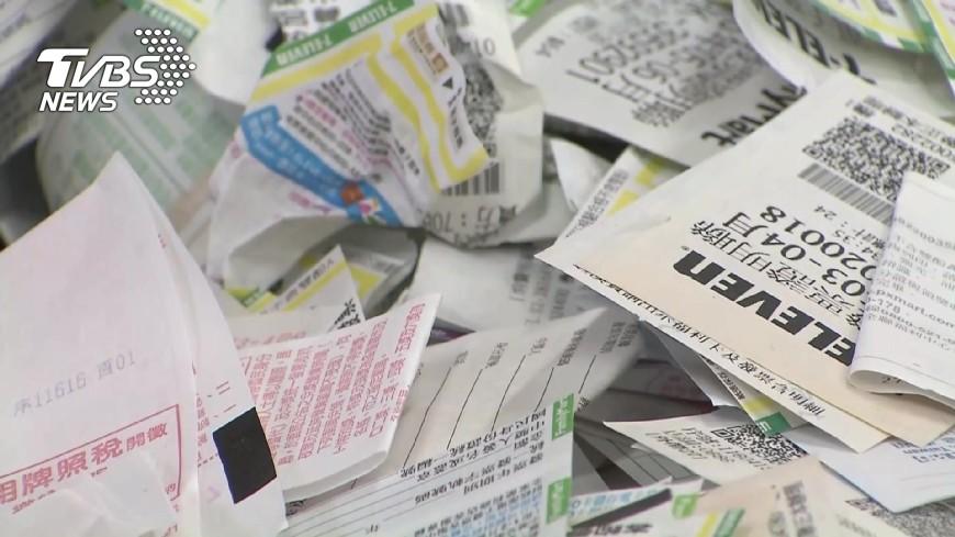 圖/TVBS 統一發票改用電子發票 搶拿15組百萬專屬獎