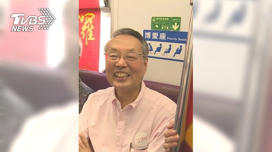 圖/TVBS 施振榮:台灣不缺創業人才 只缺舞台