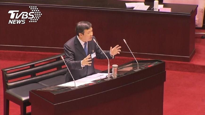 圖/TVBS 審李逸洋人事! 時力質疑試院規則不透明