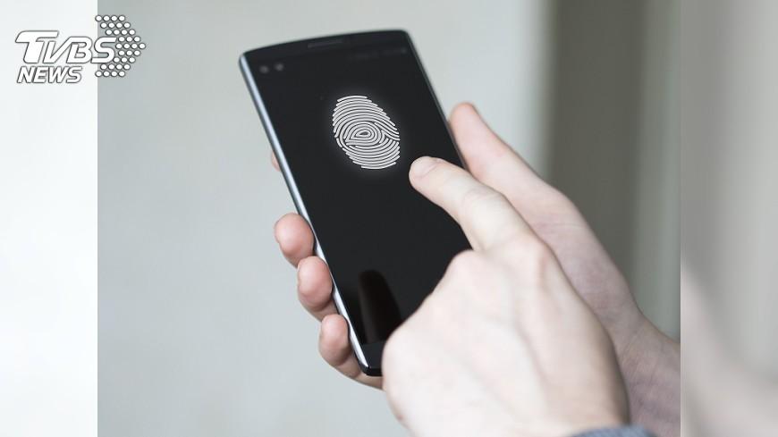 示意圖/TVBS 義隆電指紋辨識晶片 獲華碩手機採用