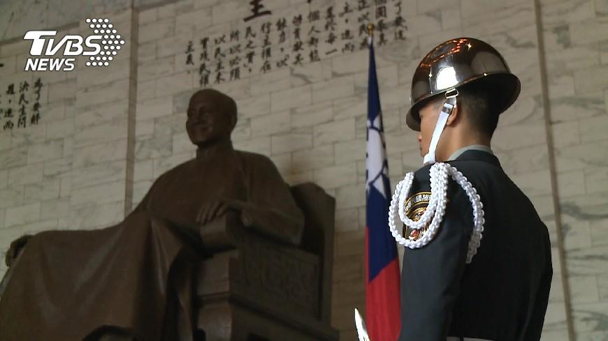 圖/TVBS 改台幣、去銅像、撤儀隊!促轉會3訴求都被打槍