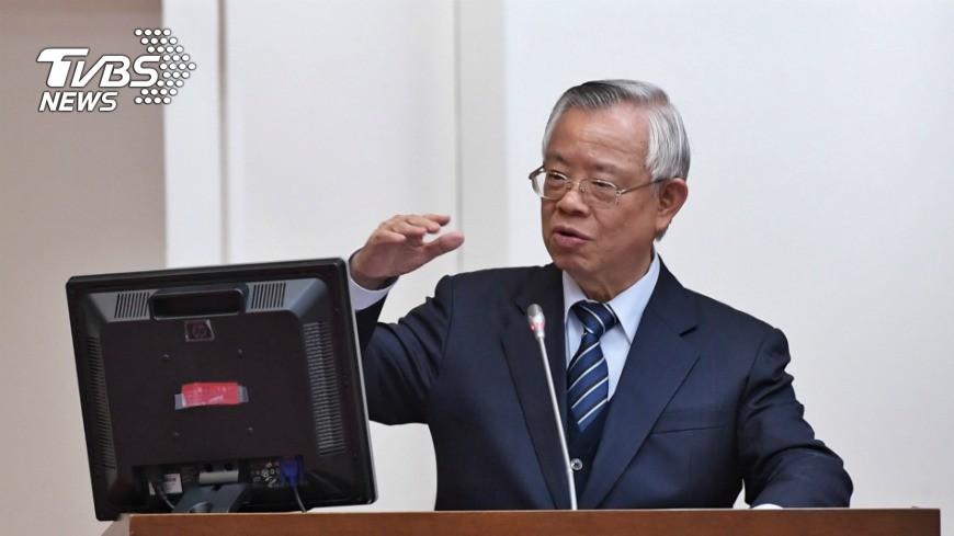 圖/TVBS 彭淮南:任內不開放國內銀行做NDF