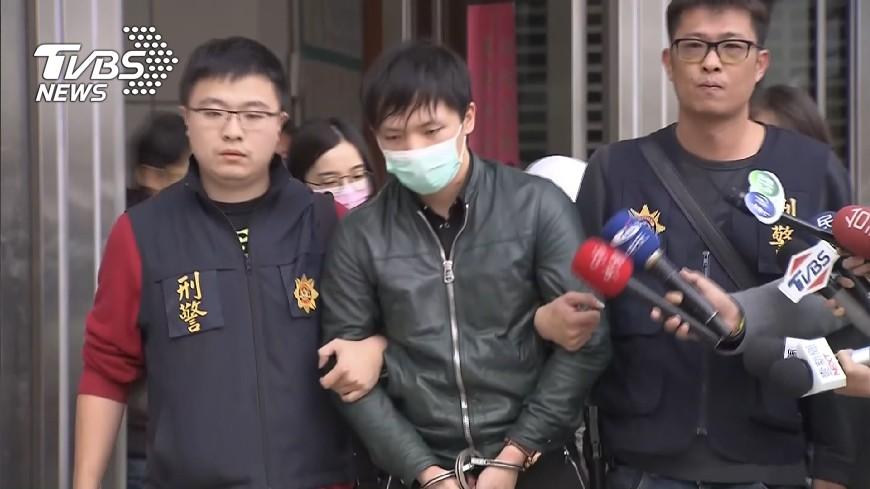 圖/TVBS 性侵成癖?殺女兇嫌 不治療遭通緝「無法管」