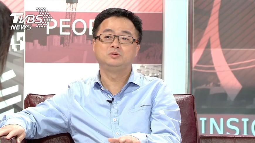 圖/TVBS 坐看「綠柯之亂」 羅文嘉:請學當年阿扁的氣度
