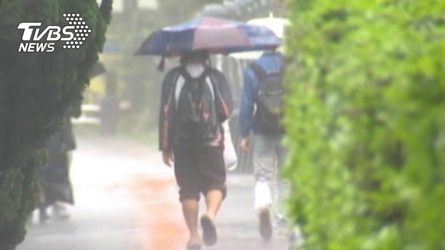 圖/TVBS 未來一週恐有颱風 氣象專家:不必太驚訝