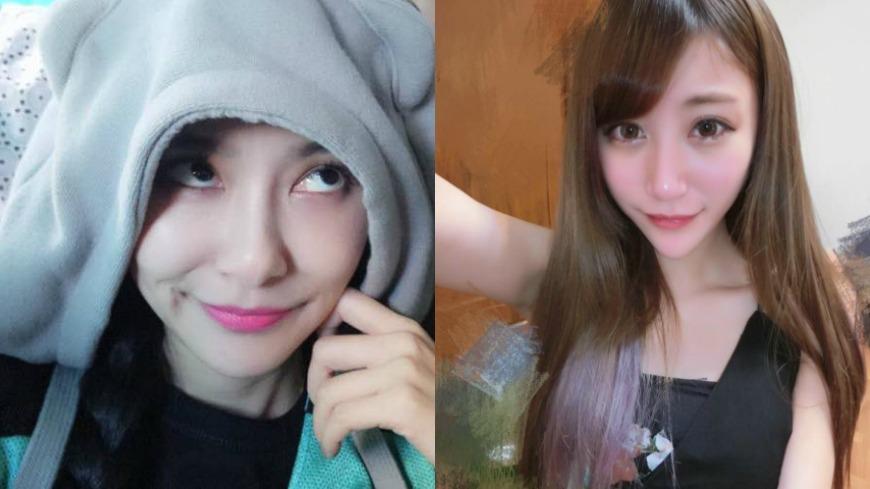圖/翻攝自王思佳Sophia 0818臉書(左)、梁絲繐臉書(右) 真的是「寶貝」?小心假面閨蜜 王思佳:別真心換絕情