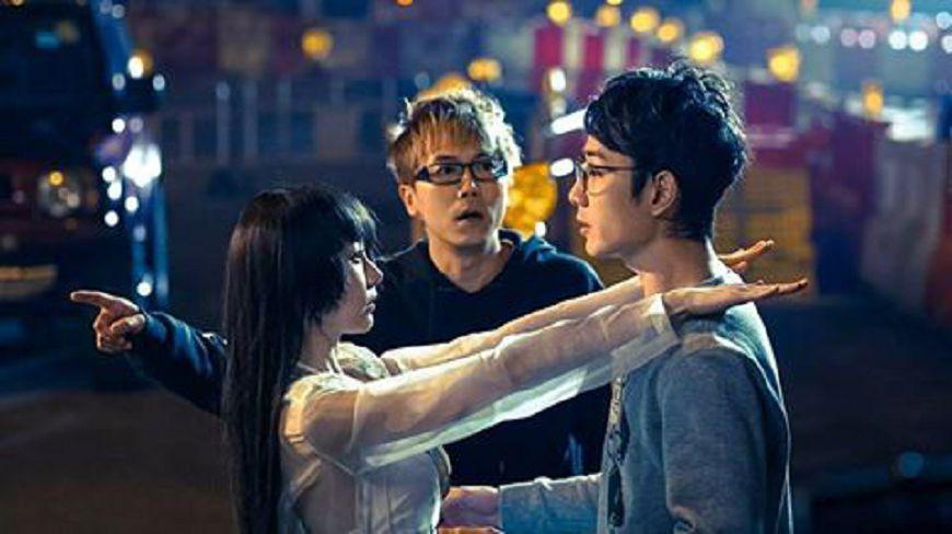 林明禎第一次演電影飾演超萌女殭屍。(圖/臉書林明禎 MinChen)
