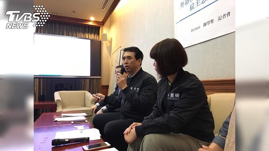 圖/中央社 重症外勞恐成人球 勞動部將開雙邊會議