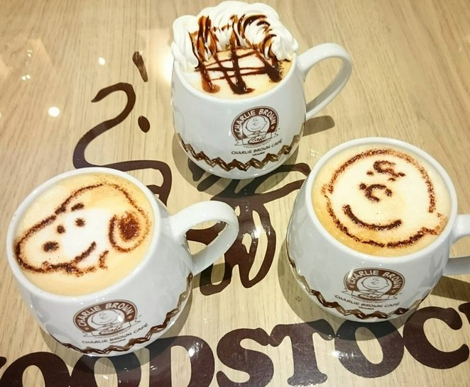 ▲圖/Charlie Brown Café Taiwan