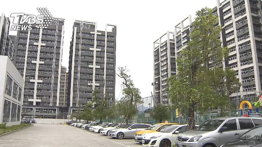 圖/TVBS 房市冷颼颼 北台灣上半年推案年減2成