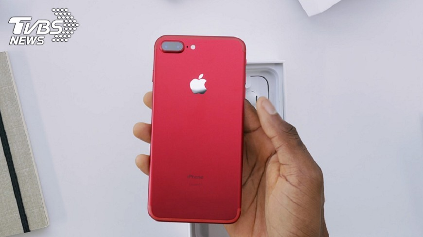 iPhone 7紅色版還沒賣 開箱文搶先曝光
