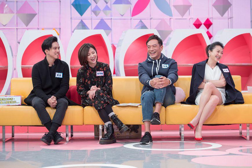圖/TVBS 揭「家」務事 黃遠談嚴父黃仲崑 六月李易越捉弄越愛
