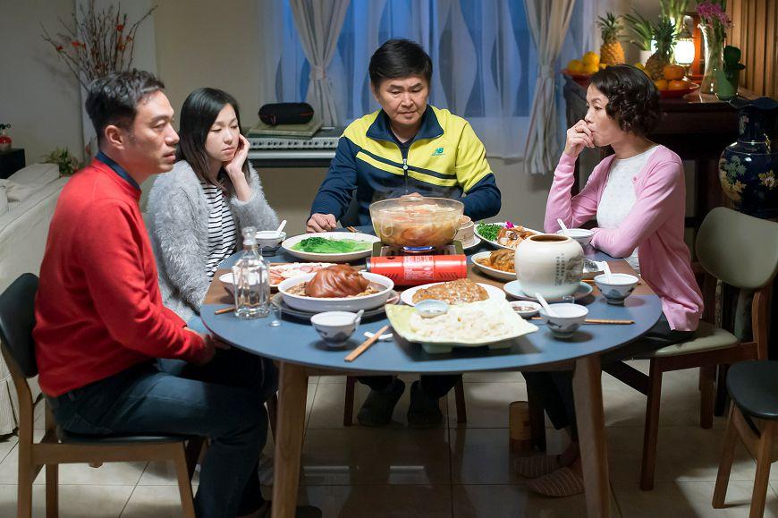 圖/TVBS 六月《酸甜》出場像刺蝟 張翰爆料:六月吵架就結巴